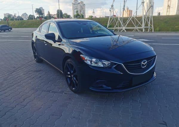 Mazda 6 - NevoCars прокат авто - фото - 12753