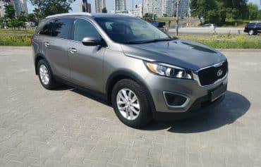 KIA Sorento - NevoCars прокат авто - фото - 12754