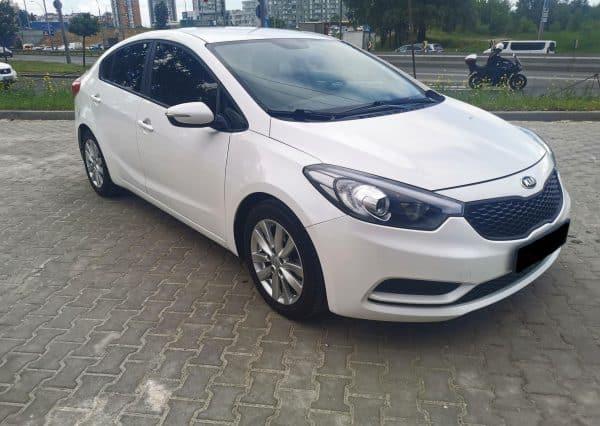 Kia Forte - NevoCars прокат авто - фото - 12759